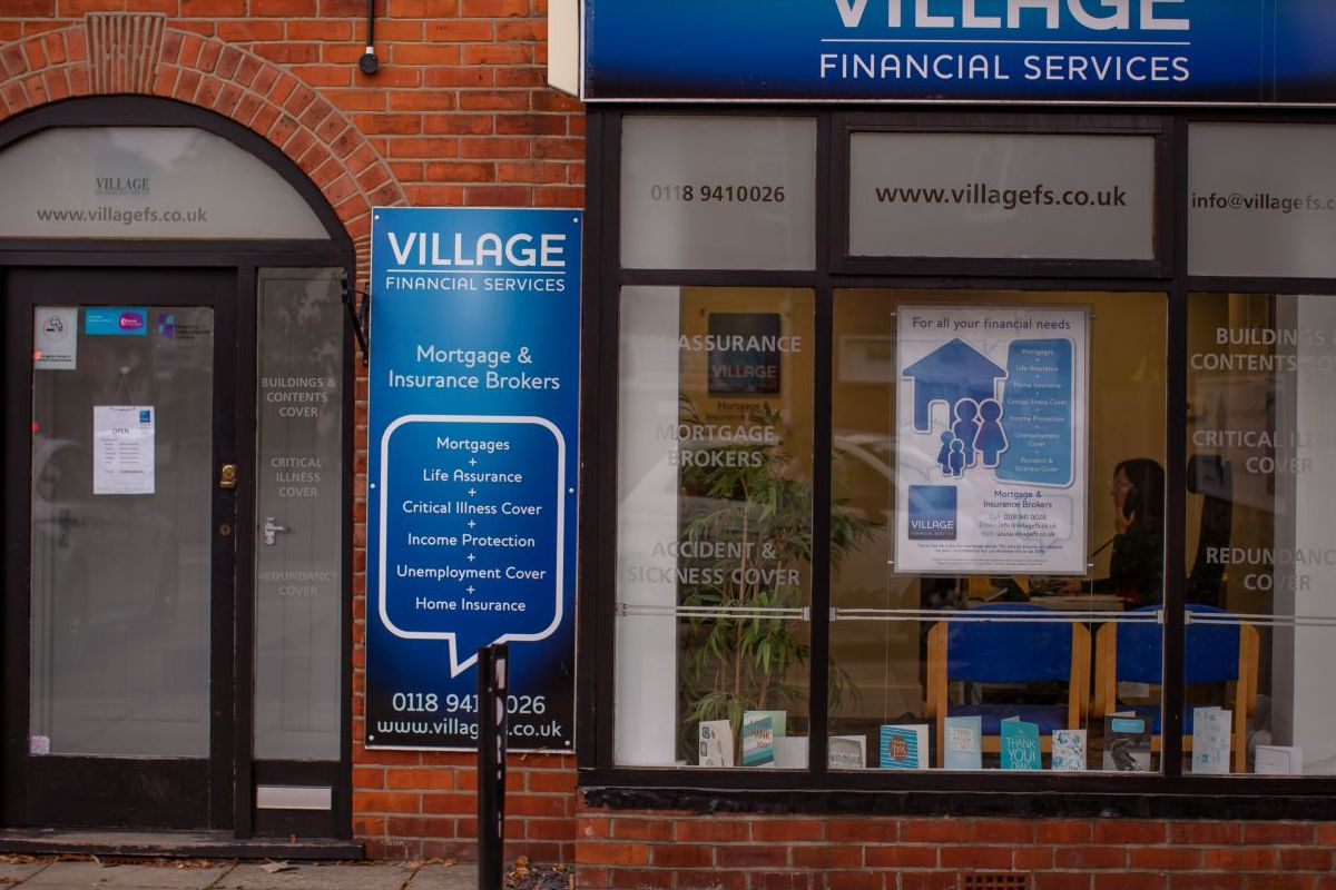 mortgage advisor tilehurst